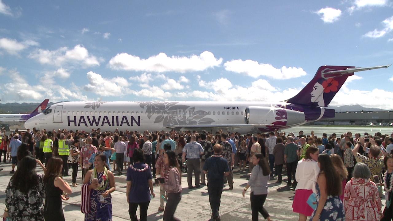 new hawaiian airlines plane_207809
