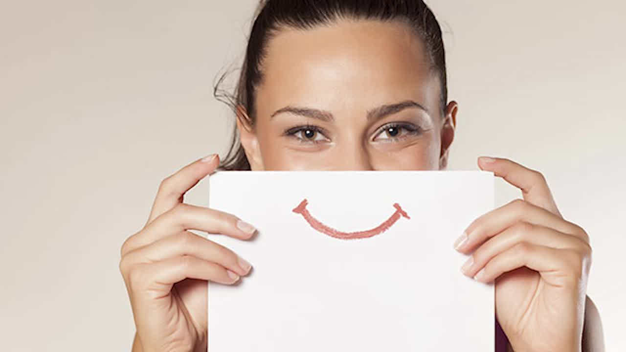 A healthy smile is more important than a perfect smile