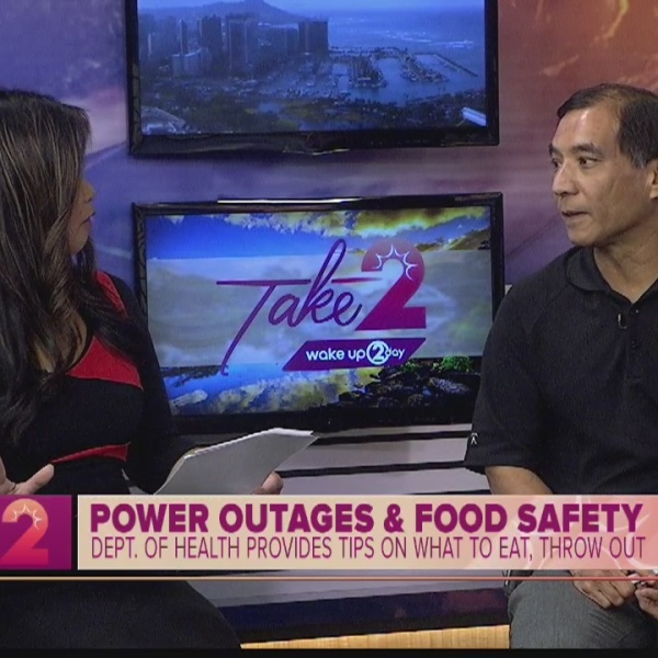 Health Official Offers Food Safety Tips During Power Outage