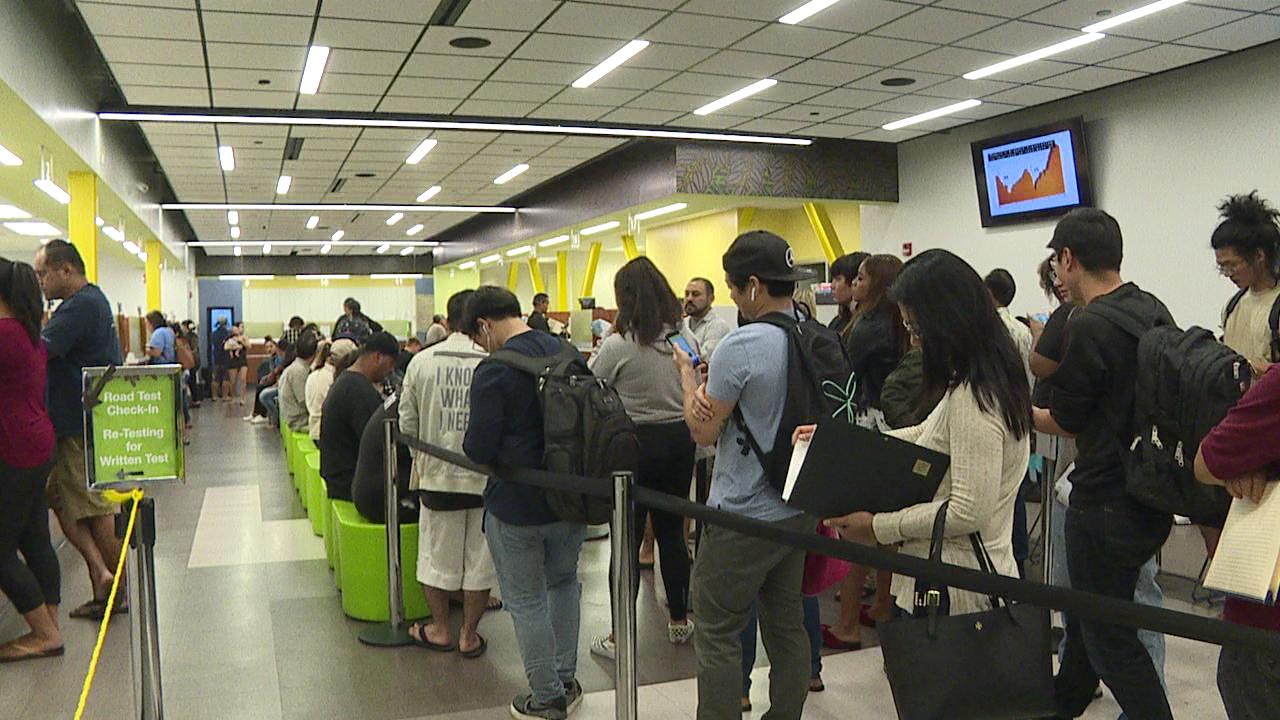 crowded DMV_238402