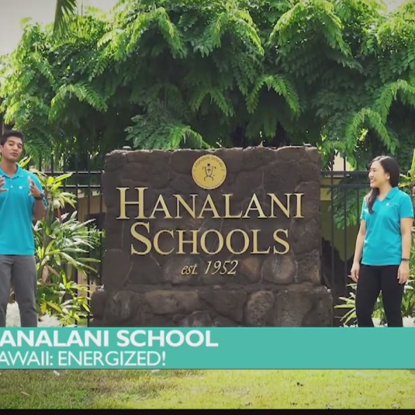 Hanalani School: Royal Engineering and Design Program