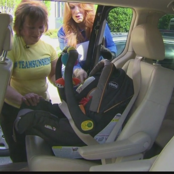 In Sickness & In Health: Car Seat Safety