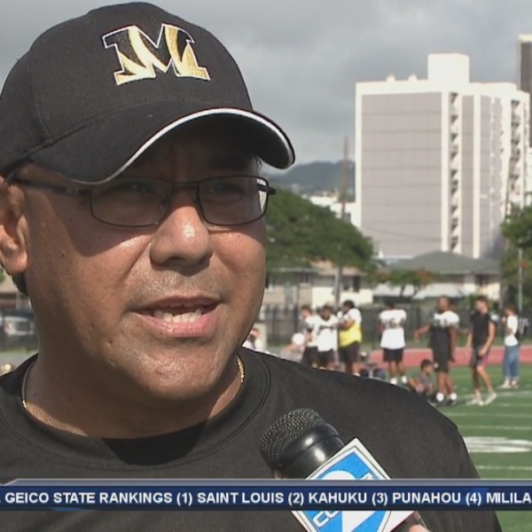 On the Road withMcKinley head coach Pat Silva