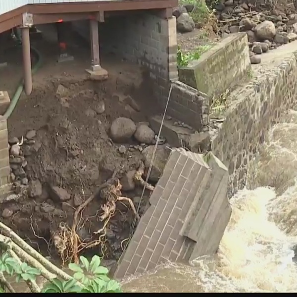 'Overall, we're very, very fortunate.' Despite damage, Maui's mayor optimistic as residents try to clean up mess left by Olivia