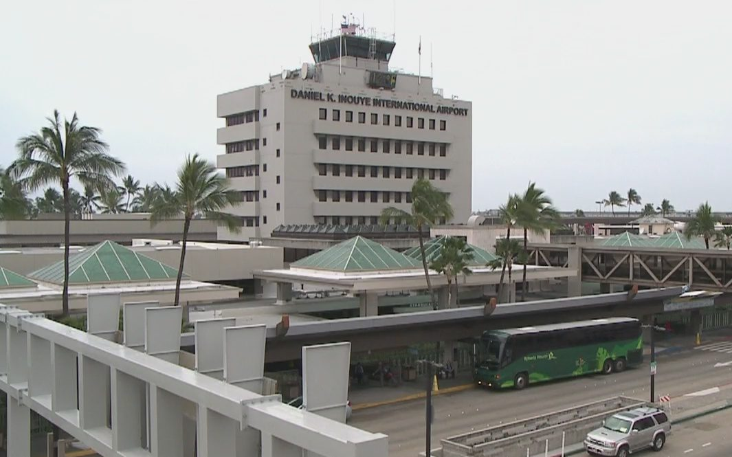 United Airlines invests in Daniel K. Inouye International Airport