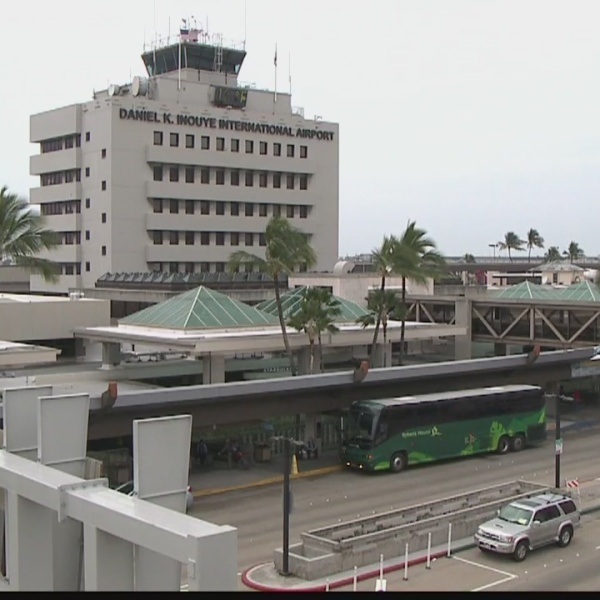 United Airlines invests in Daniel K. Inouye International Airport