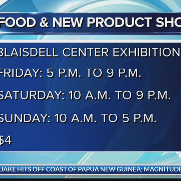 Food & New Product Show to Feature 200 Exhibitors