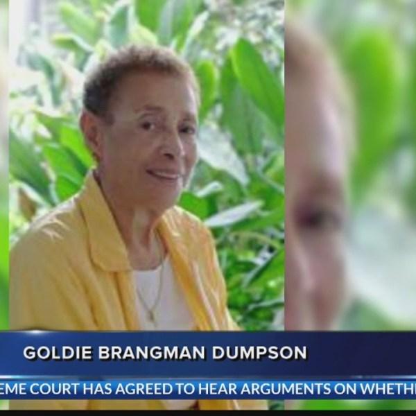 Goldie Brangman Dumpson