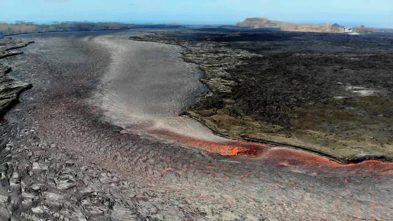 Hawaii island farmers lost about $28 million in damages due to Kilauea eruption