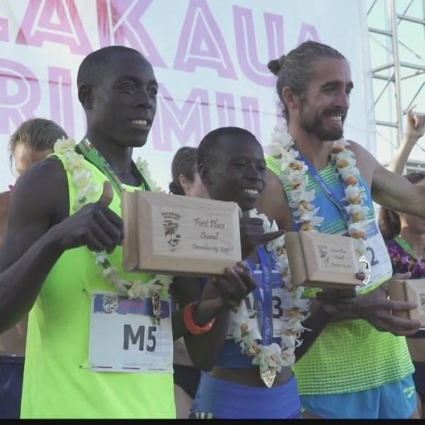 Kalakaua Merrie Mile is the Honolulu Marathon Race for Everyone