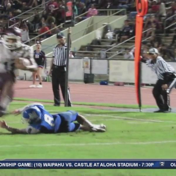Rising Star: Baldwin running back Bishop Wickes