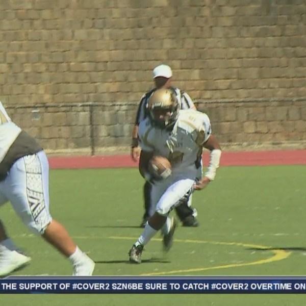 Rising Star: McKinley running back Miguel Camacho