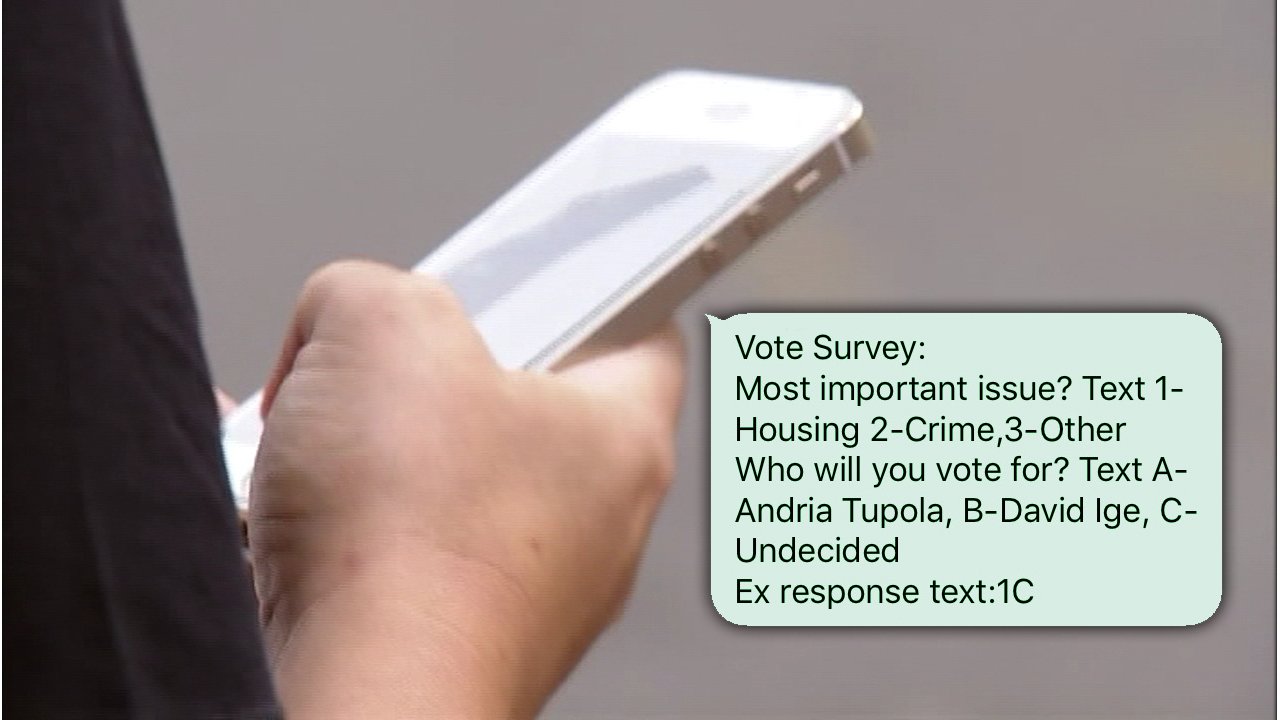 Suspicious text message targets Hawaii residents as