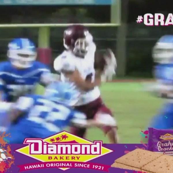 Video Highlight of the Week:Baldwin receiver Kili-Scott Madrid