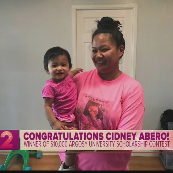 Akamai Learning Scholarship Contest Winner: Cidney Abero