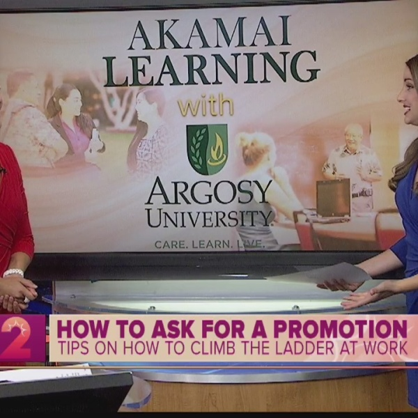 Akamai Learning: How to ask for a promotion