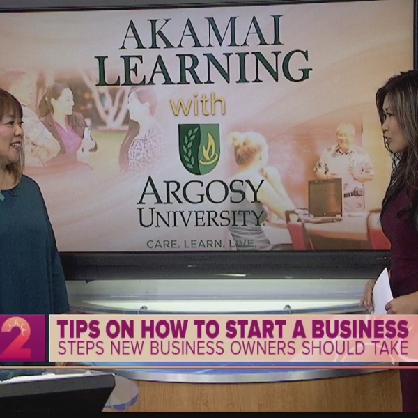 Akamai Learning: Tips To Start Your Own Business