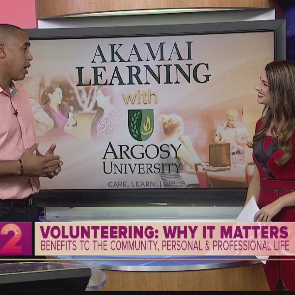 Akamai Learning: Why volunteering matters