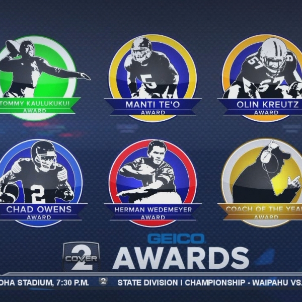Cover2 Awards