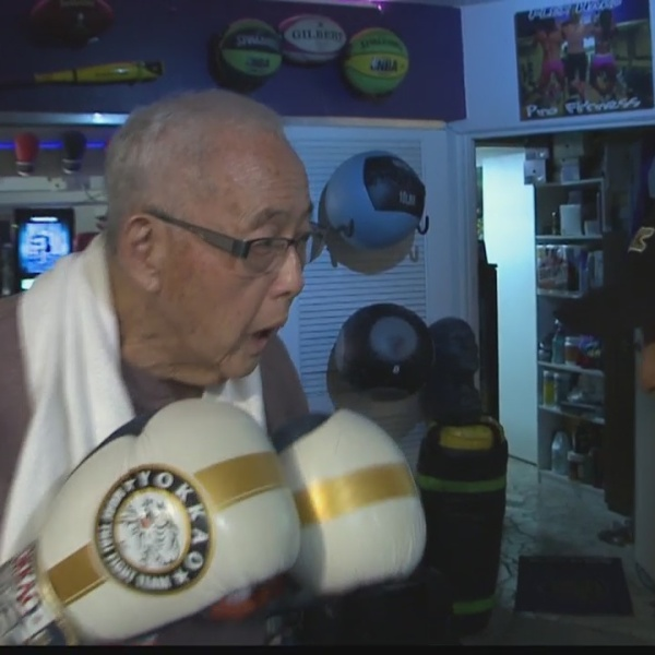 INspirational People: Mike Tajima punches back at Parkinson's