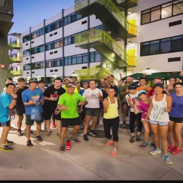 Lanikai Juice Honolulu Marathon Run Club makes training fun