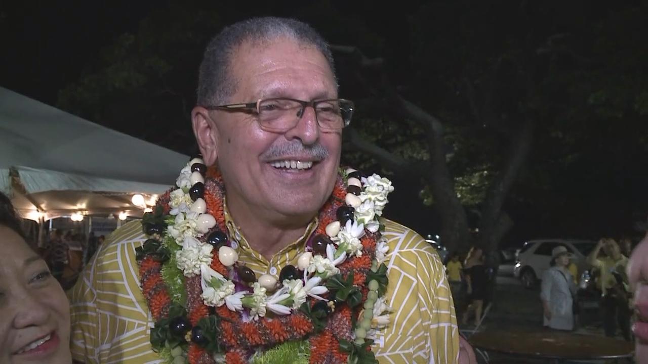 Mike Victorino is Maui County's next mayor