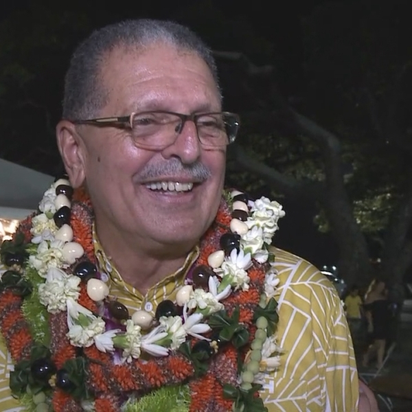Mike Victorino is Maui County's next mayor