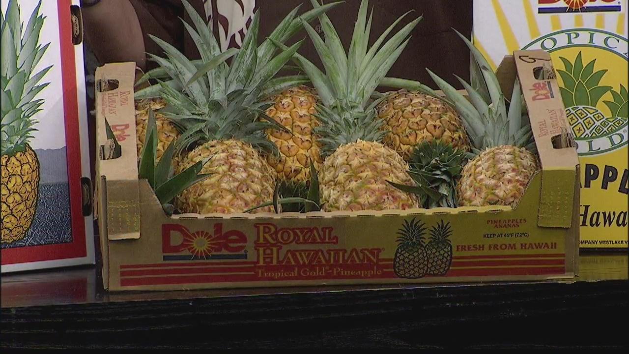 Milwood Ohana Productions: Da Pineapple Guy