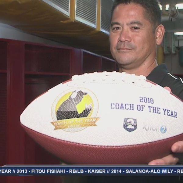 On the Road with 2018 Cover2 Coach of the Year