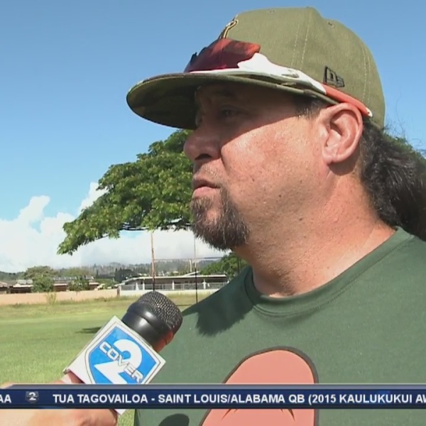 On the Road with former Waianae, UH standout Nate Jackson