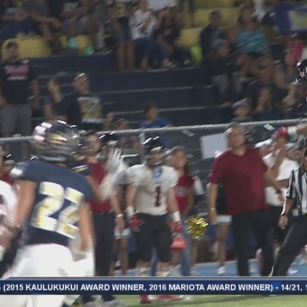 Rising Star: Waipahu safety Deacon Kapea