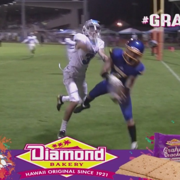 Video Highlight of the Week: Hilo receiver Guyson Ogata