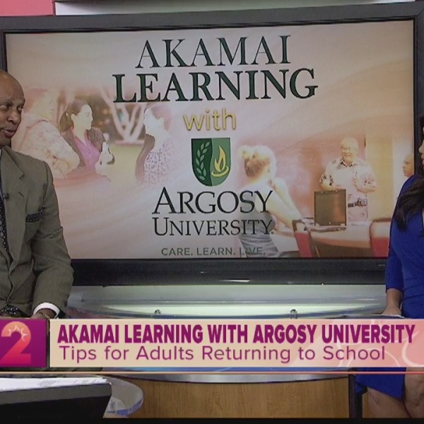 Akamai Learning: Tips for Adults Going Back to School