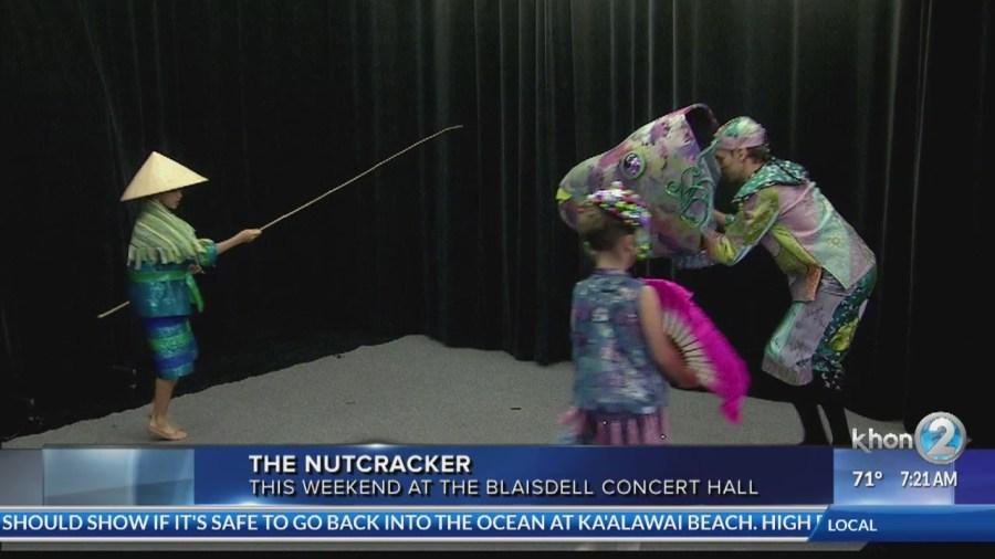 Ballet Hawaii presents The Nutcracker