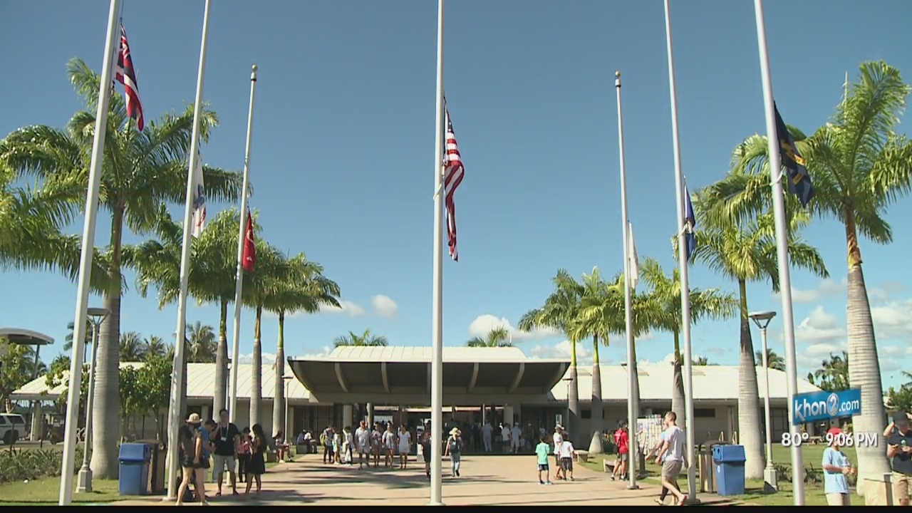 How Pearl Harbor Historic Sites stay open during government shutdown