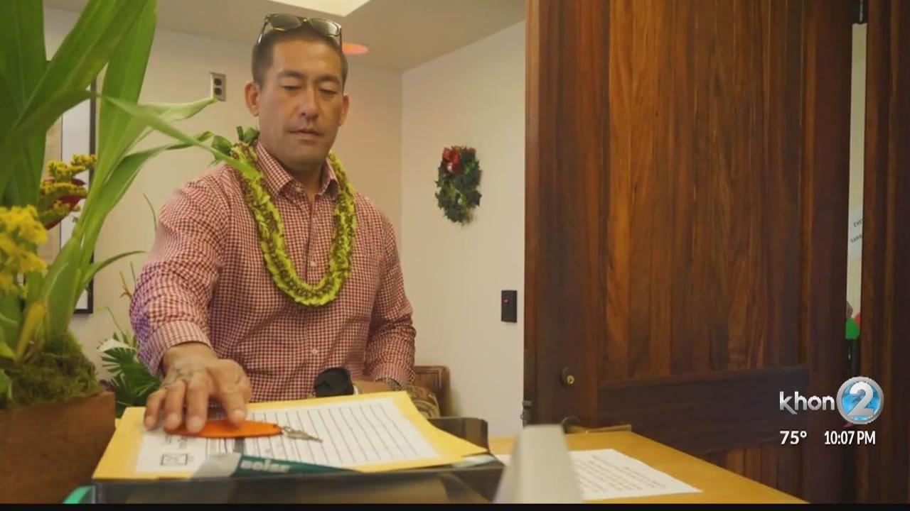 Kauai Mayor Derek Kawakami reflects on first two weeks in office