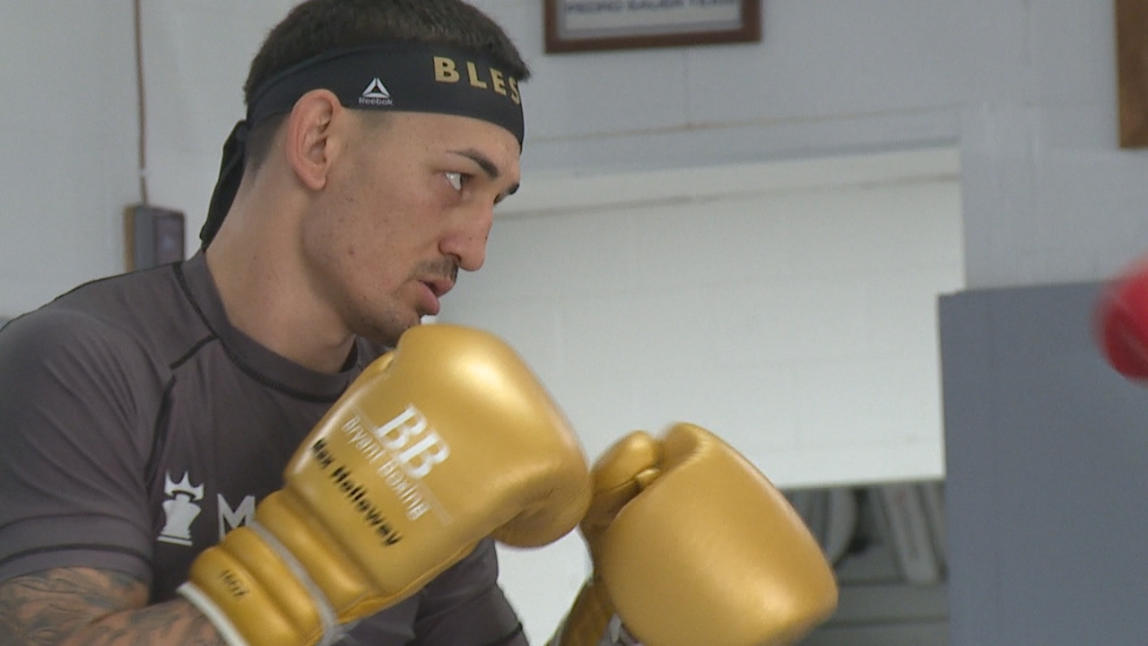 Max Holloway set for a 'bigger and better bounce-back'