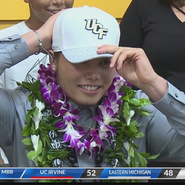 More than 20 from Hawaii sign with FBS programs, Mililani's Gabriel chooses UCF