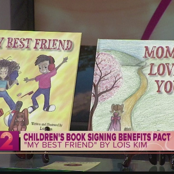 "New Keiki Book ""My Best Friend"" Teaches Self-Confidence"