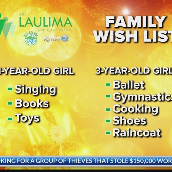Struggling Family of Six Asks for Clothes, Dishes