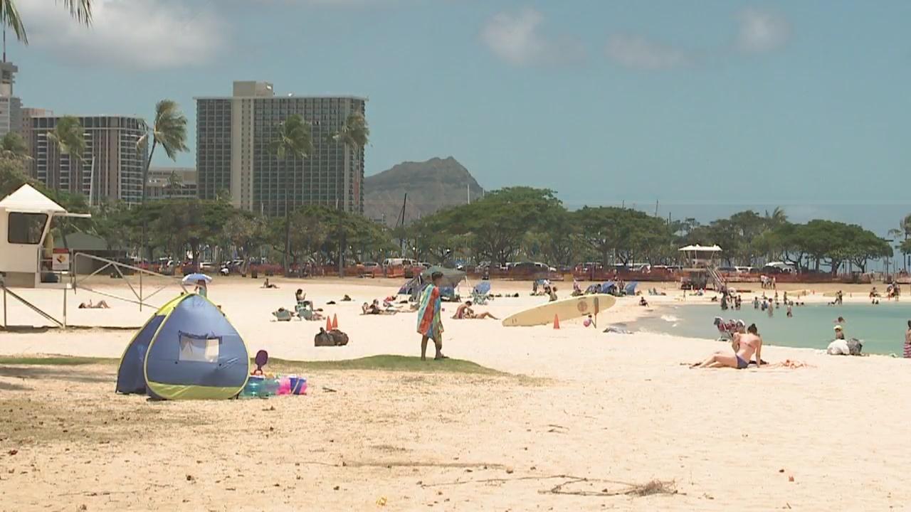 Water shutdown planned for Magic Island