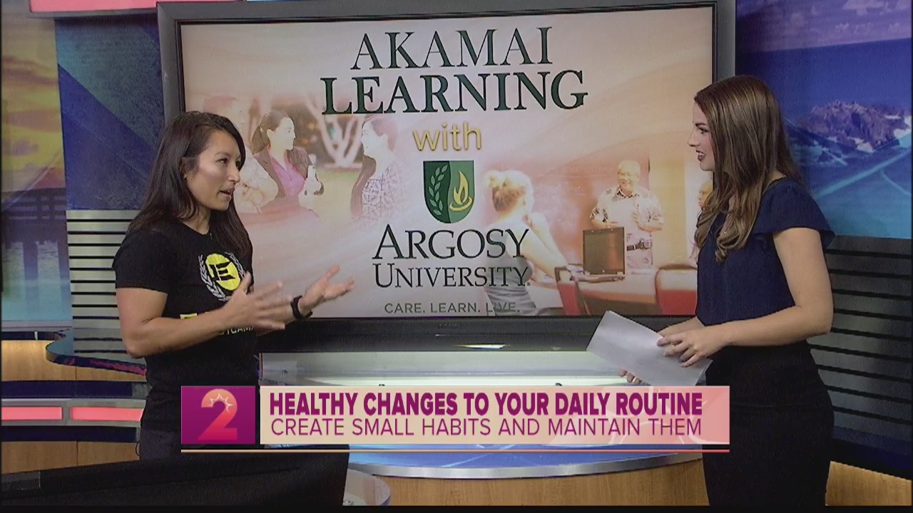 Akamai Learning: Tips for healthy nutrition changes in your daily routine