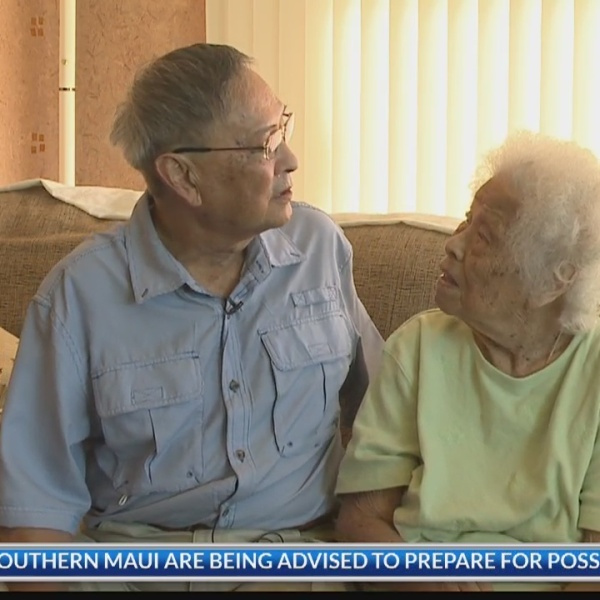 Kupuna Caregiver: Dedicated son who takes his mom to dim sum