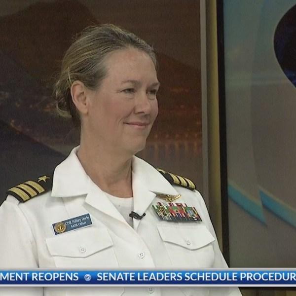 Navy news - finding your inner Zen
