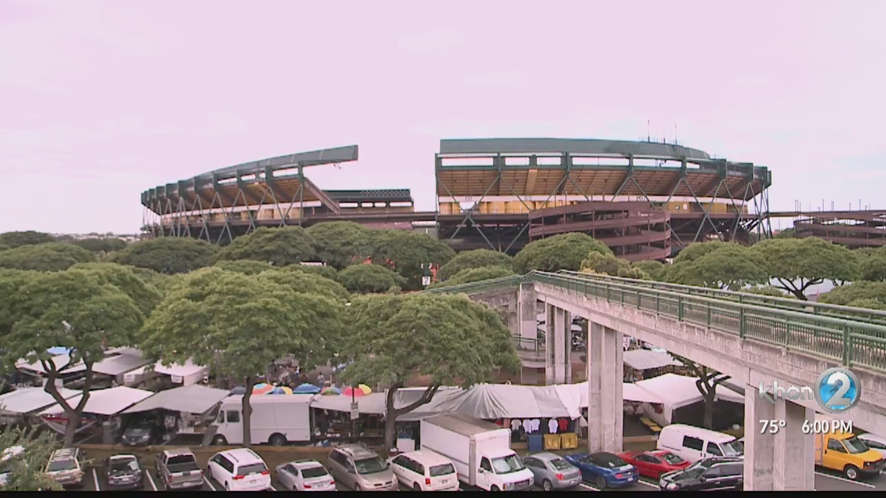 Some lawmakers want more than new Aloha Stadium