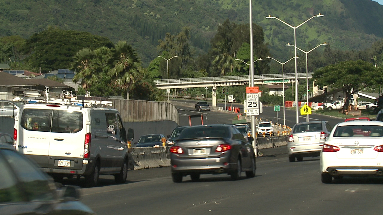 likelike highway lane closure_228938