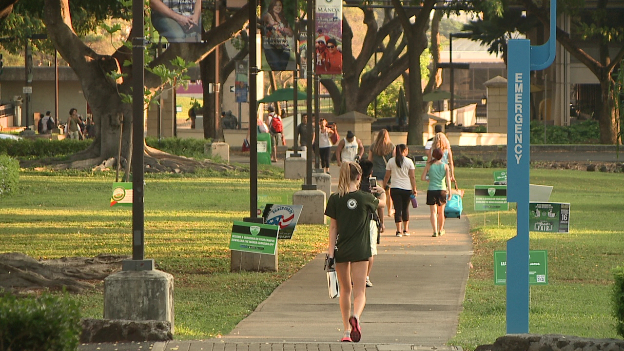 university of hawaii uh manoa campus_122615