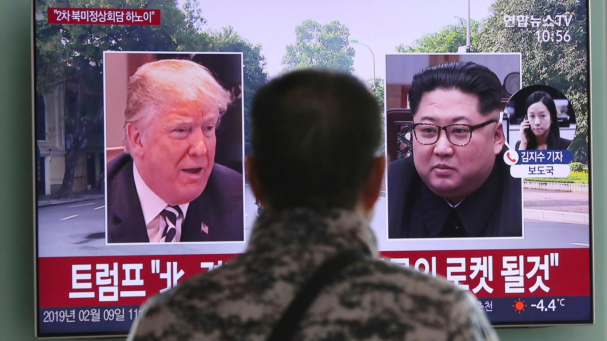 South Korea US Trump North Korea_1550013004704