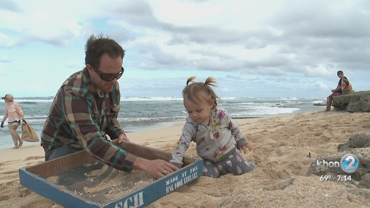 Cleaning Up Oahu S Dirtiest Beach