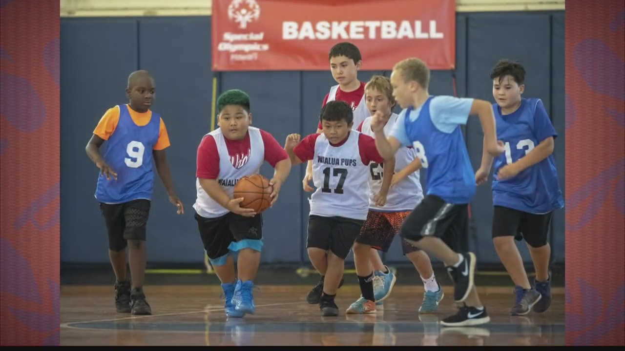Kamaaina Kids & Special Olympics bring Unified Sports to Hawaii Schools